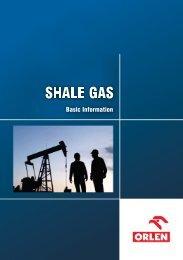 Shale gas - PKN Orlen