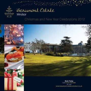 Download our Christmas brochure - Principal Hayley