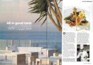 All in good taste - Associação de Promoção da Madeira