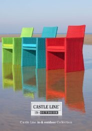Castle Line in-& outdoor Collection - La Cabane