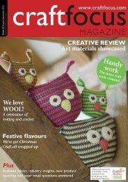 PDF: High-resolution (24Mb) - Craft Focus Magazine