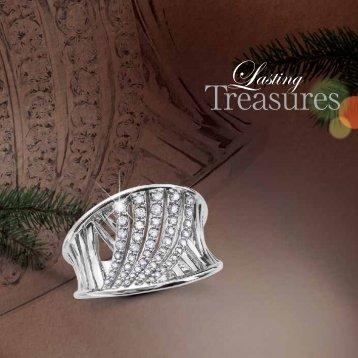 Corona Lasting Treasures 2012 flyer - Bakelaar Jewellers