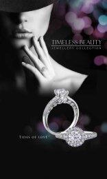 Timeless Beauty – Holiday Flyer