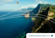 madeira and porto santo guide - Turismo da Madeira