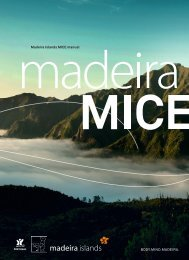 MICE - Turismo da Madeira