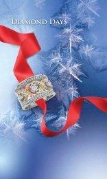 Bakelaar Jewellers 2012 Christmas Flyer