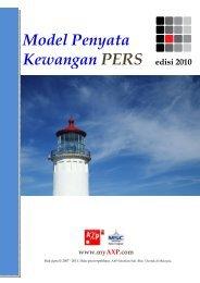 Model Penyata Kewangan PERS - AXP Solutions