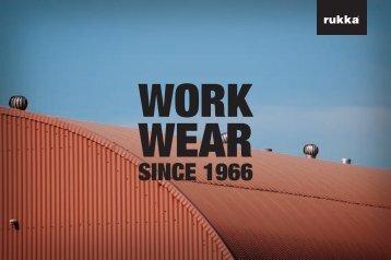 RUKKA Workwear - Profiline Berufsmode