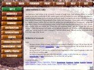 ARENOSOLS (AR) - ISRIC World Soil Information