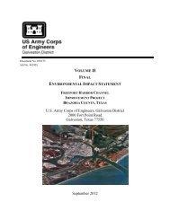 Final Environmental Impact Statement Vol. II. Appendicies B-C