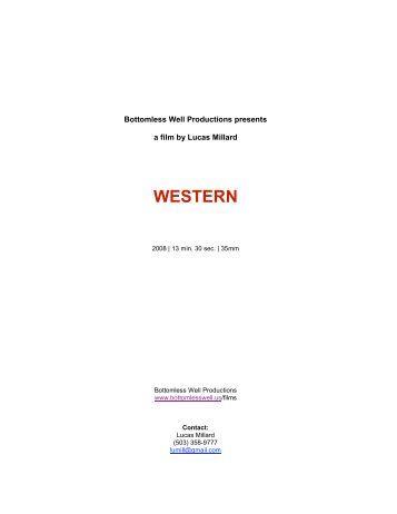 WESTERN - Bottomless Well