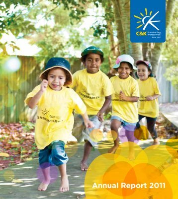 Download the full C&K Annual Report 2011