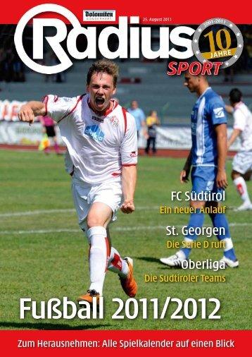 Radius Fussball 2011