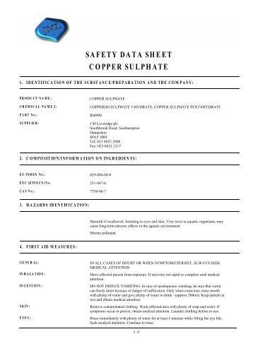 Safety Data Sheet Pentobarbital Sodium Solution J M
