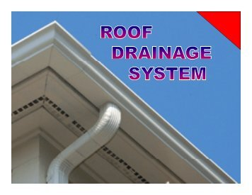 Roofing System -Part #3 - Allsafe Home Inspection Service, Inc.