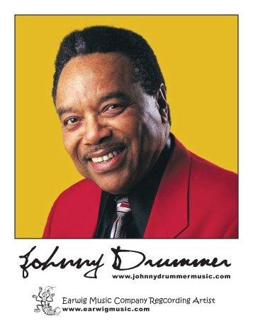 Download A Press Kit - Johnny Drummer