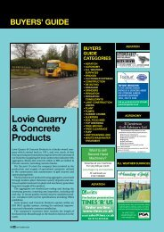 lovie Quarry & Concrete products - Msu