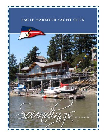 Soundings - Eagle Harbour Yacht Club