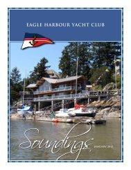 January Soundings 12 - Eagle Harbour Yacht Club