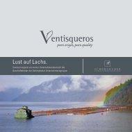 Ventisqueros - Lust auf Lachs