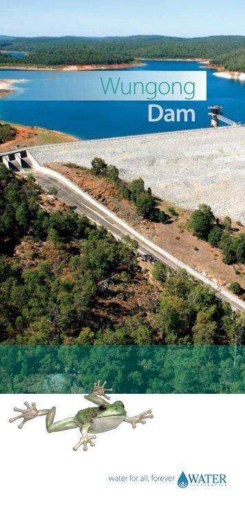 Dam Wungong - Water Corporation