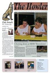 Chowing down at MHS 'Throwdown' - My High School Journalism