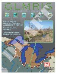 Focus Area 2 Aquatic Pathway Assessment Report: Eagle Marsh ...