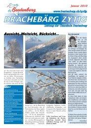 Guten Rutsch ins 2010 - Beatenberg
