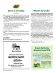 Winter 2012 · Down to Earth - Canadian Organic Growers - Page 2