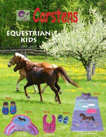 EQUESTRIAN KIDS - Carstens Inc