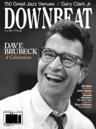 DAVE bRUbECK - Downbeat