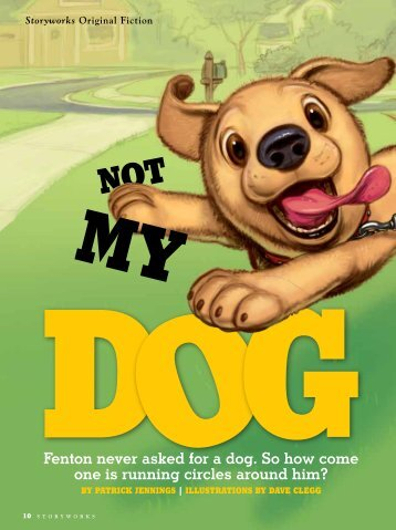 Not My Dog - Storyworks - Scholastic