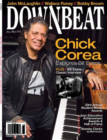 downbeat.com June 2010 u.K. £3.50