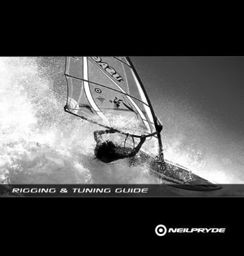 rigging & tuning guide - Neil Pryde