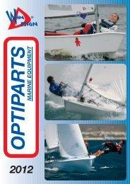 For 2012 Optiparts Marine Equipment