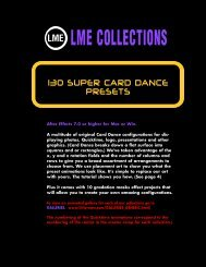 CARD DANCE TUTORIAL.pdf - LITTLE MEN ENTERTAINMENT