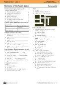 Activity Worksheet - Penguin Readers Level 1 ... - Longman Japan - Page 2