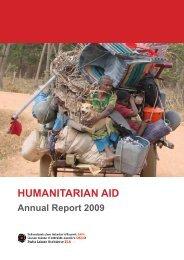 SLA's Annual Report 2009