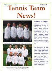 team tennis newsletter Oct 08.pub - Edgbaston Priory Club
