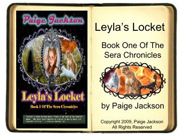 Leyla's Locket: Book One Of The Sera Chronicles