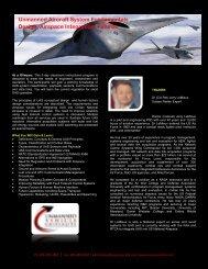 download brochure - Unmanned Vehicle University