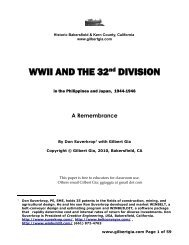 WWII and the 32nd Division, 1944-1946 - Gilbertgia.com