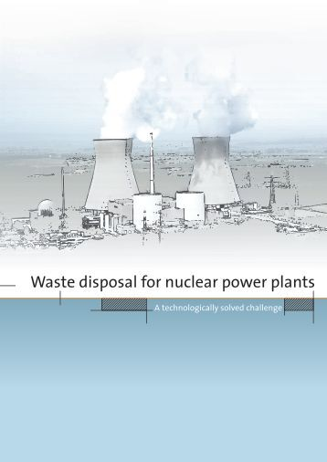 Waste disposal for nuclear power plants - VGB PowerTech