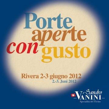 Rivera 2-3 giugno 2012 Rive - Vanini