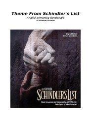 Schindler's List - paolo zambelli
