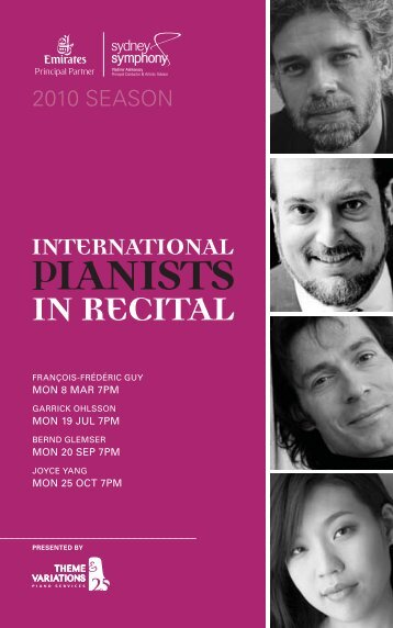 Download the International Pianists in Recital program book