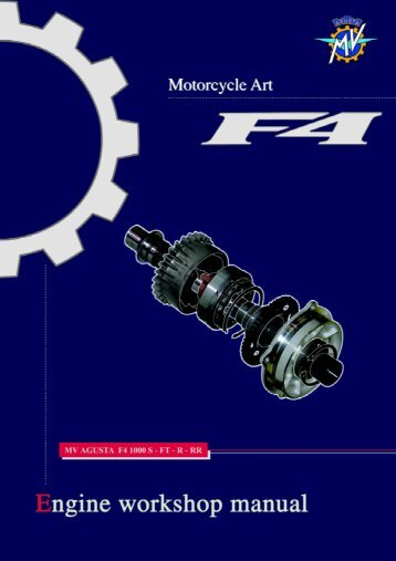 Y2010 Engine manual - Team Double 3 Racing
