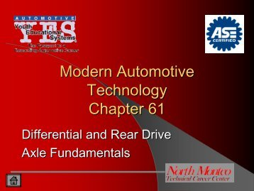Differential & Rear Drive Axle Fundamentals