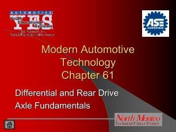 Differential & Rear Drive Axle Fundamentals