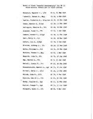 General Orders 1946 - Fort Benning